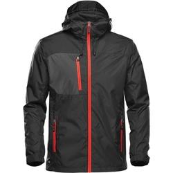 Textiel Heren Jacks / Blazers Stormtech GXJ-2 Zwart/Rood