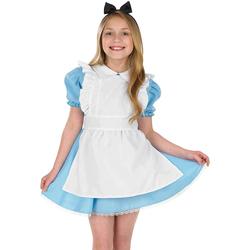 Textiel Meisjes Korte jurken Bristol Novelty  Blauw/Wit/Zwart