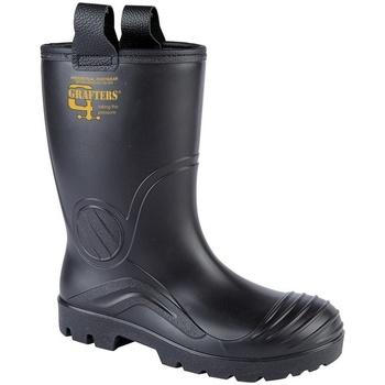 Schoenen Heren Regenlaarzen Grafters  Zwart