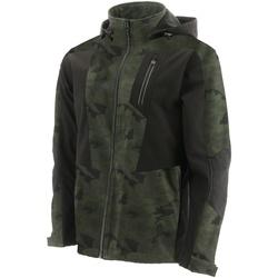 Textiel Heren Jacks / Blazers Caterpillar  Camo