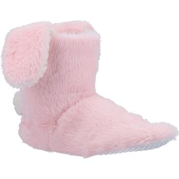 Schoenen Kinderen Sloffen Divaz  Roze