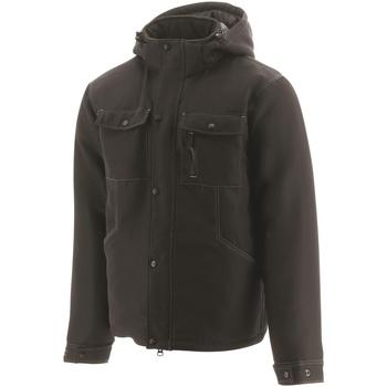 Textiel Heren Jacks / Blazers Caterpillar  Zwart