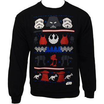 Textiel Heren Sweaters / Sweatshirts Disney  Blauw