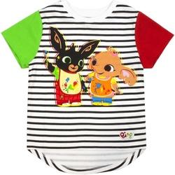 Textiel Kinderen T-shirts korte mouwen Bing Bunny  Veelkleurig