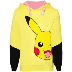 Textiel Meisjes Sweaters / Sweatshirts Pokemon  Geel