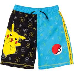 Textiel Jongens Zwembroeken/ Zwemshorts Pokemon  ZWART/BLAUW