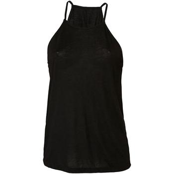 Textiel Dames Mouwloze tops Bella + Canvas BE8809 Zwart