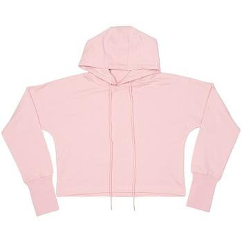 Textiel Dames Sweaters / Sweatshirts Mantis M140 Zacht Roze