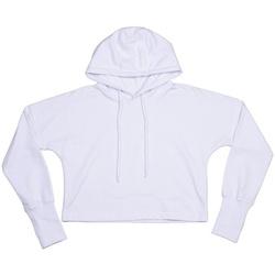 Textiel Dames Sweaters / Sweatshirts Mantis M140 Wit