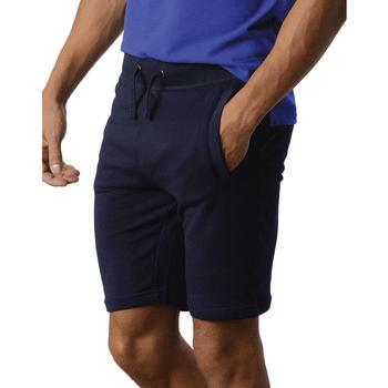 Textiel Heren Korte broeken / Bermuda's Kustom Kit KK922 Marine