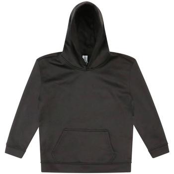 Textiel Kinderen Sweaters / Sweatshirts Awdis JH06J Jet Zwart