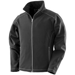 Textiel Dames Jacks / Blazers Result RS455F Zwart