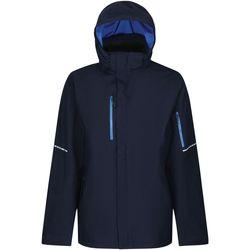 Textiel Heren Jacks / Blazers Regatta RG368 Oxford Blauw/Zwaar