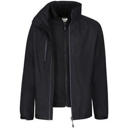 Textiel Heren Jacks / Blazers Regatta RG2050 Zwart