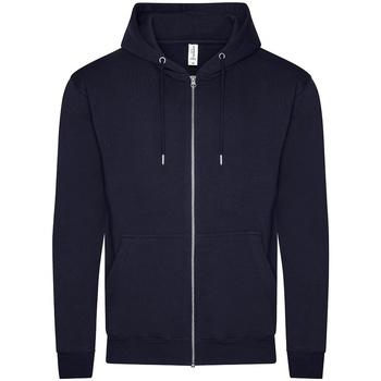 Textiel Heren Sweaters / Sweatshirts Awdis JH250 Franse marine