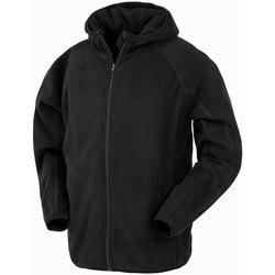 Textiel Heren Sweaters / Sweatshirts Result Genuine Recycled RS906 Zwart