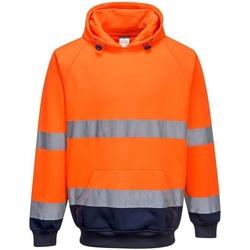 Textiel Heren Sweaters / Sweatshirts Portwest  Oranje/Zwaar