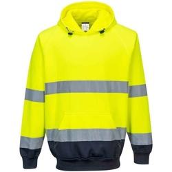 Textiel Heren Sweaters / Sweatshirts Portwest  Geel/Zwaar