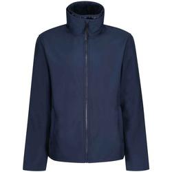 Textiel Heren Jacks / Blazers Regatta  Marine
