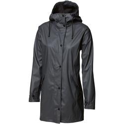 Textiel Dames Jacks / Blazers Nimbus NB61F Houtskool
