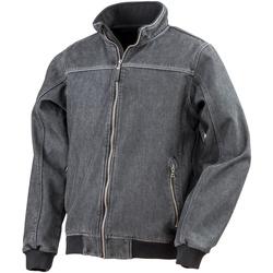 Textiel Heren Jacks / Blazers Result R406X Zwart