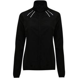 Textiel Dames Jacks / Blazers Tridri TR084 Zwart