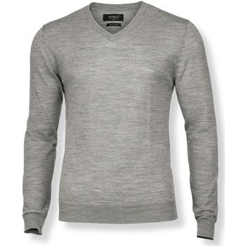 Textiel Heren Sweaters / Sweatshirts Nimbus NB92M Grijze Melange
