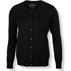Textiel Dames Vesten / Cardigans Nimbus NB93F Zwart