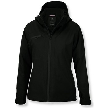 Textiel Dames Jacks / Blazers Nimbus NB88F Zwart