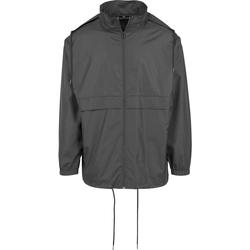 Textiel Heren Jacks / Blazers Build Your Brand BY078 Zwart