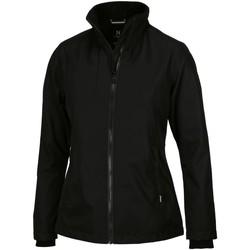 Textiel Dames Jacks / Blazers Nimbus NB82F Zwart