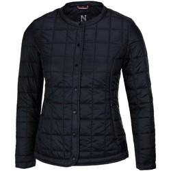 Textiel Dames Jacks / Blazers Nimbus NB84F Middernacht blauw