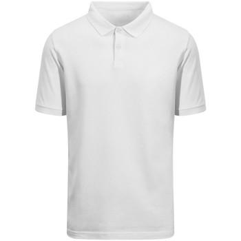 Textiel Polo's korte mouwen Awdis EA011 Arctisch Wit