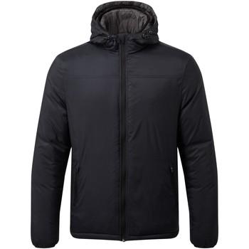 Textiel Heren Jacks / Blazers Asquith & Fox AQ203 Marine/Charcoal