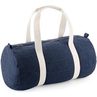 Tassen Reistassen Bagbase BG646 Denim Blauw
