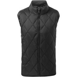 Textiel Heren Vesten / Cardigans 2786 TS033 Zwart
