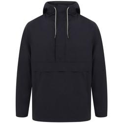 Textiel Heren Jacks / Blazers Front Row FR905 Marine