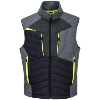 Textiel Vesten / Cardigans Portwest PW261 Metaalgrijs