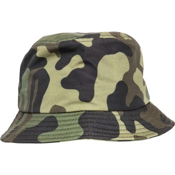 Accessoires Hoed Flexfit By Yupoong YP068 Groene Camo