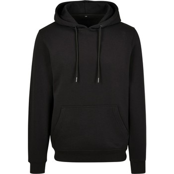 Textiel Sweaters / Sweatshirts Build Your Brand BY118 Zwart