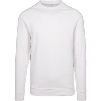 Textiel Heren Sweaters / Sweatshirts Build Your Brand BY094 Wit