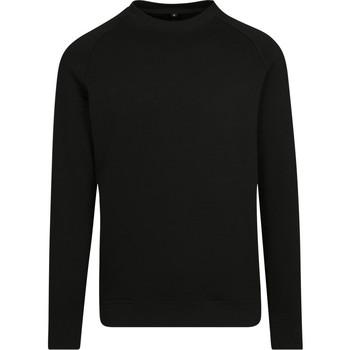 Textiel Heren Sweaters / Sweatshirts Build Your Brand BY094 Zwart