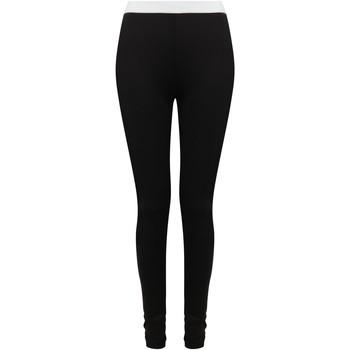 Textiel Leggings Sf SK426 Zwart/Wit