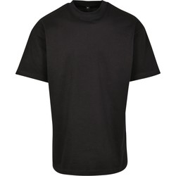 Textiel T-shirts korte mouwen Build Your Brand BY122 Zwart