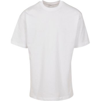 Textiel T-shirts korte mouwen Build Your Brand BY122 Wit