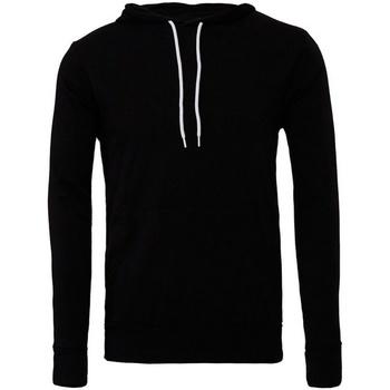 Textiel Sweaters / Sweatshirts Bella + Canvas BE105 Zwart