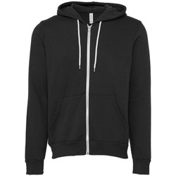 Textiel Sweaters / Sweatshirts Bella + Canvas BE105 Donkergrijs