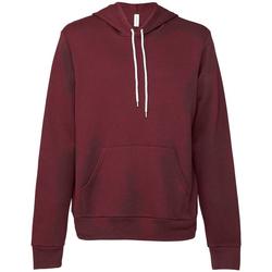Textiel Sweaters / Sweatshirts Bella + Canvas BE105 Marron