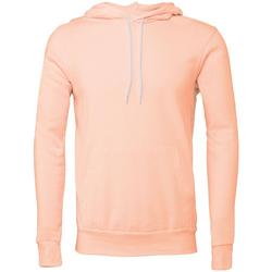 Textiel Sweaters / Sweatshirts Bella + Canvas BE105 Perzik
