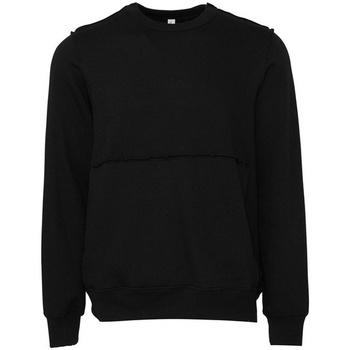 Textiel Sweaters / Sweatshirts Bella + Canvas BE133 Zwart